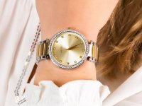 Zegarek fashion/modowy Caravelle Bransoleta 45L154 - duże 6