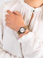 Zegarek fashion/modowy Caravelle Bransoleta 45P108 - duże 5