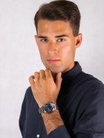 Zegarek fashion/modowy Citizen Radio Controlled CB1070-56L - duże 4