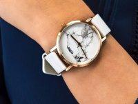 Zegarek fashion/modowy Cluse La Roche CL40010 Rose Gold White Marble/White - duże 6