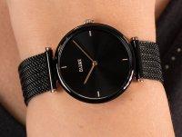 Zegarek fashion/modowy Cluse Triomphe CL61004 Full Black - duże 6