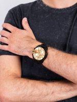 Diesel DZ4485 męski zegarek Chief bransoleta