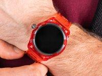 Zegarek fashion/modowy Diesel ON DZT2019 Red Ordinance - duże 6