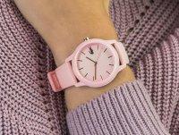Zegarek fashion/modowy Lacoste Damskie 2001065 L1212 - duże 6