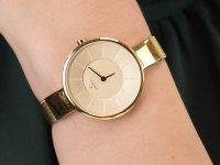 Zegarek fashion/modowy Obaku Denmark Bransoleta V149LGGMG1 - duże 6
