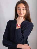 Zegarek fashion/modowy QQ Damskie VP46-048 - duże 4
