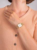 Rosefield QWSG-Q03 damski zegarek Boxy bransoleta