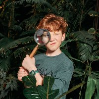 zegarek Flik Flak FPSP049 kwarcowy dla dzieci Power Time