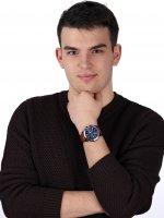 zegarek Fossil FS5151 GRANT męski z chronograf Grant