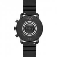 Zegarek Fossil Smartwatch smartwatches Gen 4 Smartwatch Explorist HR Black Silicone - męski  - duże 5