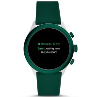 zegarek Fossil Smartwatch FTW4035 zielony Fossil Q