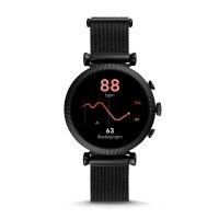 Fossil Smartwatch FTW6050 zegarek czarny sportowy Fossil Q bransoleta