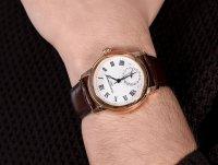 zegarek Frederique Constant FC-710MC4H4 srebrny Manufacture