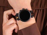 Zegarek FTW6042 Fossil Fossil Q Gen 4 Smartwatch Sloan HR szkło mineralne - duże 6