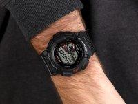 zegarek G-Shock G-9300-1ER czarny G-SHOCK Master of G