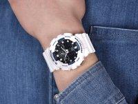 zegarek G-Shock GA-100B-7AER biały G-SHOCK Original