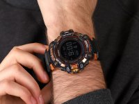 zegarek G-Shock GBD-H1000-1A4ER G-SQUAD Heart Rate Monitor Bluetooth męski z termometr G-SHOCK Original