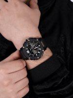 zegarek G-SHOCK GST-B300B-1AER czarny G-SHOCK G-STEEL