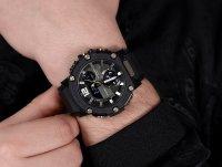 zegarek G-SHOCK GST-B300B-1AER solar męski G-SHOCK G-STEEL