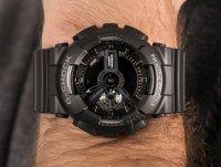 G-Shock GA-110-1BER zegarek męski sportowy G-SHOCK Original pasek