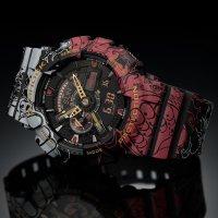 Zegarek GA-110JOP-1A4ER Casio G-SHOCK Specials G-SHOCK x ONE PIECE LIMITED szkło mineralne - duże 10