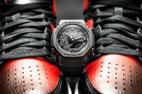 Zegarek GA-2100-1A1ER Casio G-Shock szkło mineralne - duże 13