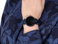 zegarek Garett 5903246282818 kwarcowy damski Damskie Smartwatch Garett Women Lisa Niebieski
