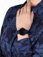 zegarek Garett 5903246282818 niebieski Damskie