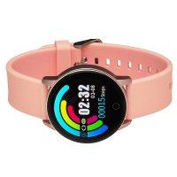 zegarek Garett 5903246286335 kwarcowy damski Damskie Smartwatch Garett Lady Bella różowy