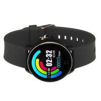 Garett 5903246286366 zegarek czarny sportowy Damskie pasek