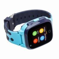 zegarek Garett 5903246286847 kwarcowy dla dzieci Dla dzieci Smartwatch Garett Kids Spark 4G niebieski