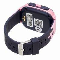 Zegarek Garett 5903246286854 Smartwatch Garett Kids Spark 4G różowy - duże 9