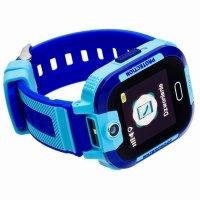 Garett 5903246286885 zegarek niebieski sportowy Dla dzieci pasek