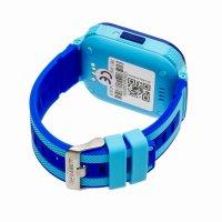zegarek Garett 5903246286885 kwarcowy dla dzieci Dla dzieci Smartwatch Garett Kids 4You niebieski