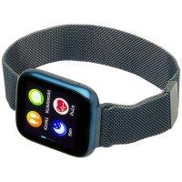 Garett 5903246287127 zegarek niebieski sportowy Damskie bransoleta