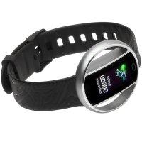 Garett 5903246287172 zegarek srebrny sportowy Damskie pasek