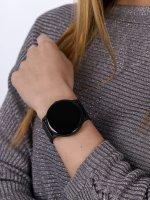 zegarek Garett 5903246288872 kwarcowy damski Damskie Smartwatch Garett Lady Rosa czarny