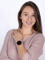 zegarek Garett 5903246288896 kwarcowy damski Damskie Smartwatch Garett Lady Rosa złoty różowy