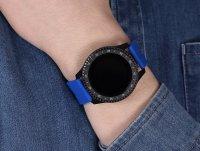 zegarek Garett 5903246289343 kwarcowy męski Męskie Smartwatch Garett Sport 12 RT Niebieski