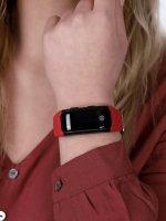 zegarek Garett 5906874848760 czarny Smartbandy - Opaski sportowe