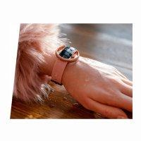 Garett 5903246287196 Smartwatch Garett Women Nicole RT różowy Damskie sportowy zegarek różowy