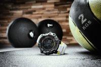 Zegarek GBD-H1000-1A7ER Casio G-SHOCK Original G-SQUAD Heart Rate Monitor Bluetooth szkło mineralne - duże 11