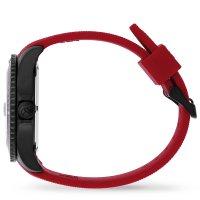 zegarek ICE Watch ICE.015782 kwarcowy męski ICE-Steel Ice steel - Black red Rozm. L