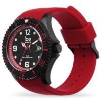 ICE Watch ICE.015782 zegarek czarny klasyczny ICE-Steel pasek