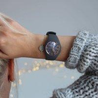 ICE Watch ICE.016938 ICE Pearl Grey Rozm. M ICE-Pearl klasyczny zegarek szary