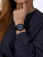 zegarek ICE Watch ICE.017579 czarny Ice-Flower