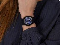 zegarek ICE Watch ICE.017579 kwarcowy damski Ice-Flower ICE Flower Precious deep blue Rozm. M