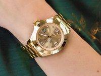 Zegarek ICE.016777 ICE Watch ICE-Steel ICE Steel  Gold shiny Rozm. M szkło mineralne - duże 6