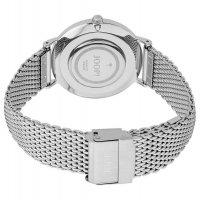 Joop 2022888 zegarek srebrny klasyczny Bransoleta bransoleta