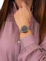 Adriatica A3646.9117QGR-SET damski zegarek Bransoleta bransoleta